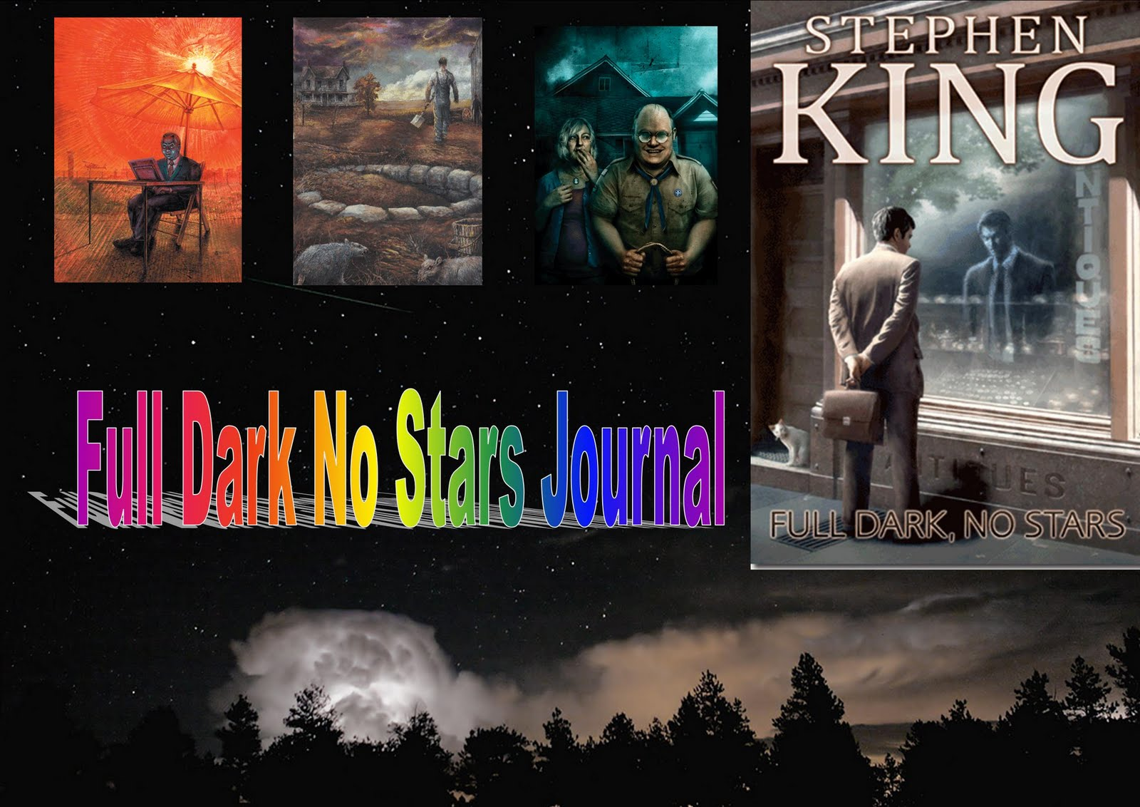 Stephen King Full Dark no Stars Copy of Full Dark no Stars