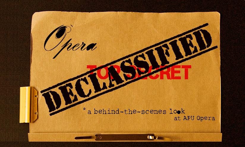 Opera: DECLASSIFIED