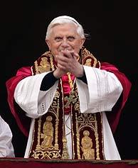Oremus pro Pontifice nostro Benedicti XVI