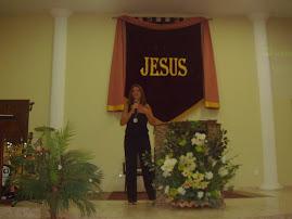 Igreja Metodista em Búzios