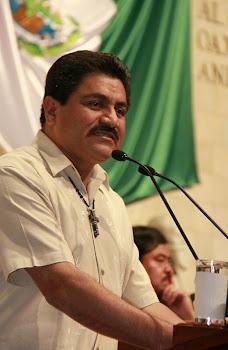Uvi en el Congreso de Oaxaca