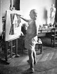"""""""La inspiración existe, pero tiene que encontrarte trabajando"""" Picasso."""
