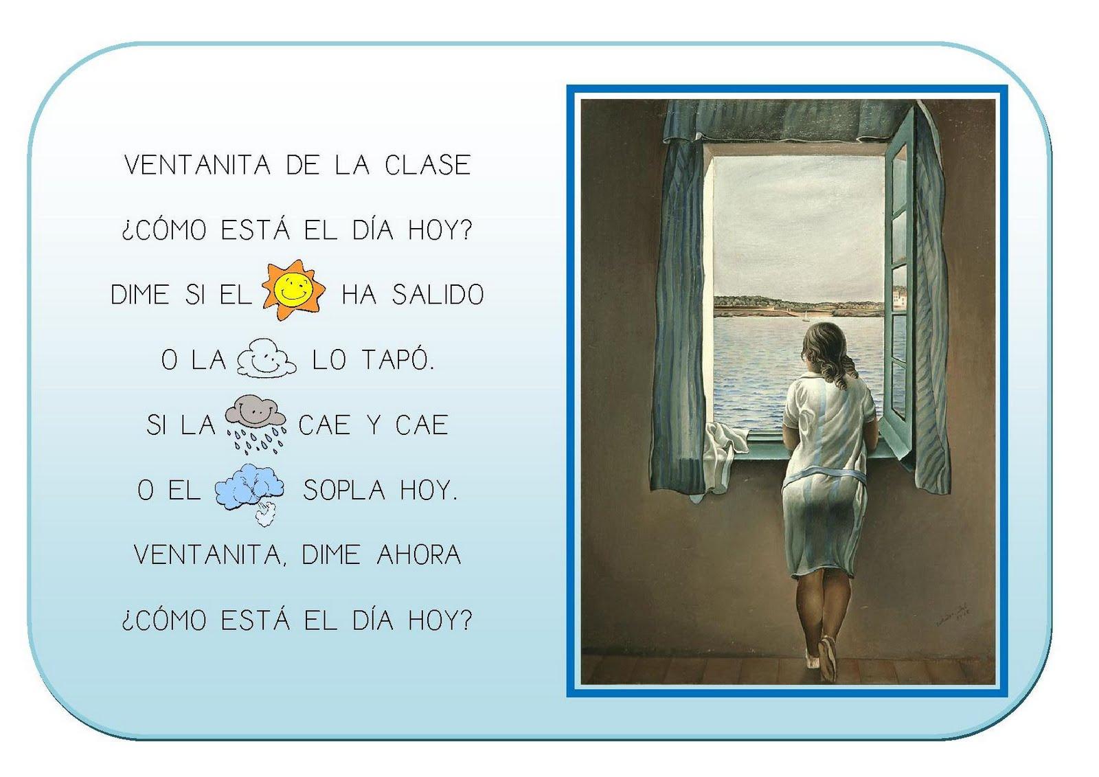 Poemas Para La Clase De Espanol