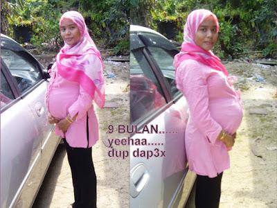 sayang-yusyanti: 9 Bulan Kehamilan & Bag Emergency