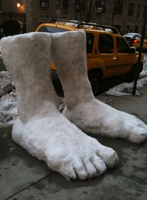 Another Two Feet of Snow??