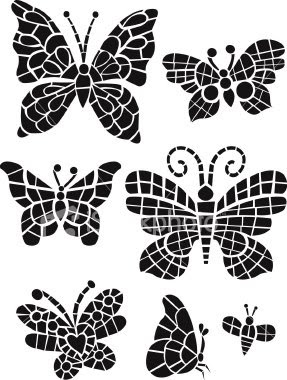 ? Free Patterns Animals Butterflies Cross Stitch Beading