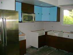 Kitchen almost done