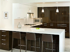 The kitchen look I'm going for
