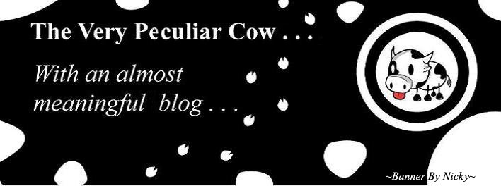 The Very Peculiar Cow