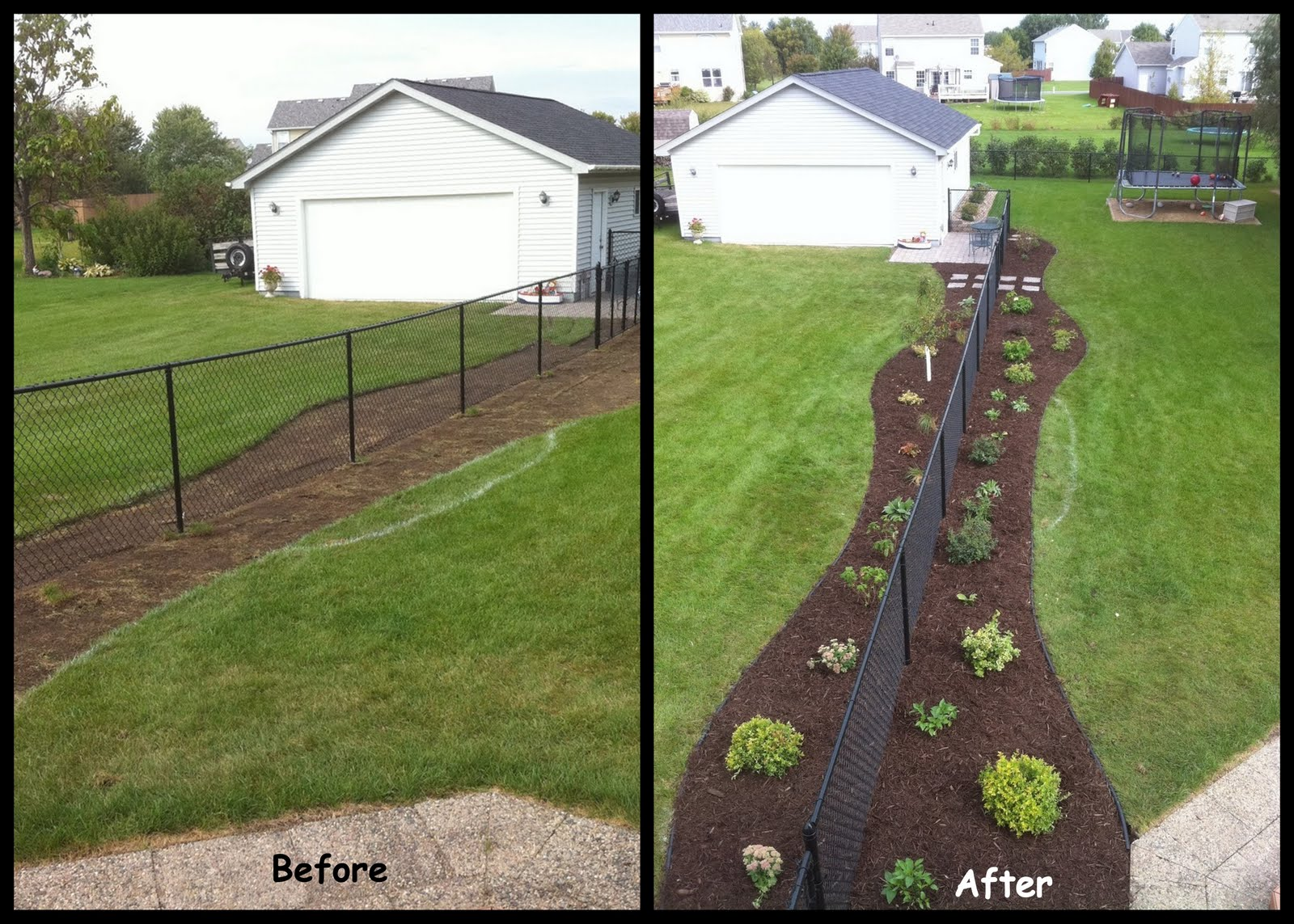 Fence Landscaping