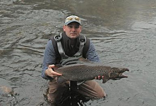 North east angler connecticut best fly fishing guides for Fishing trips in ct