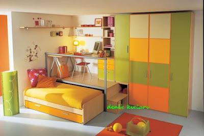 yer kaplamayan genç odası modelleri