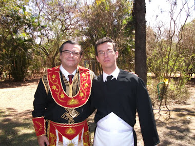 Eu e o nosso Ser.´. Dr. Hélio