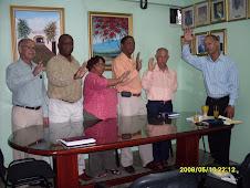 COMISION NACIONAL ELECTORAL EMITE PRIMERA RESOLUCION
