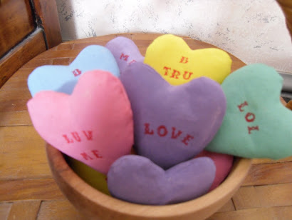 Display in a wooden bowl or basket.  Enjoy!