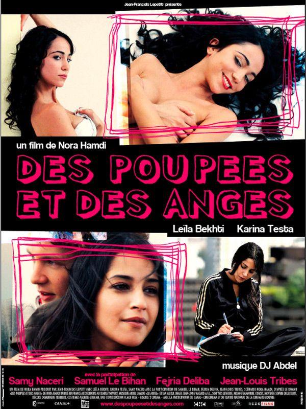 affiche film Des poup�es et des anges