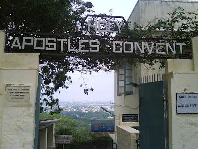 Apostles Convent, St. Thomas Mount