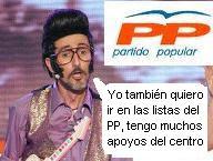 Chikilicuatres para el PP