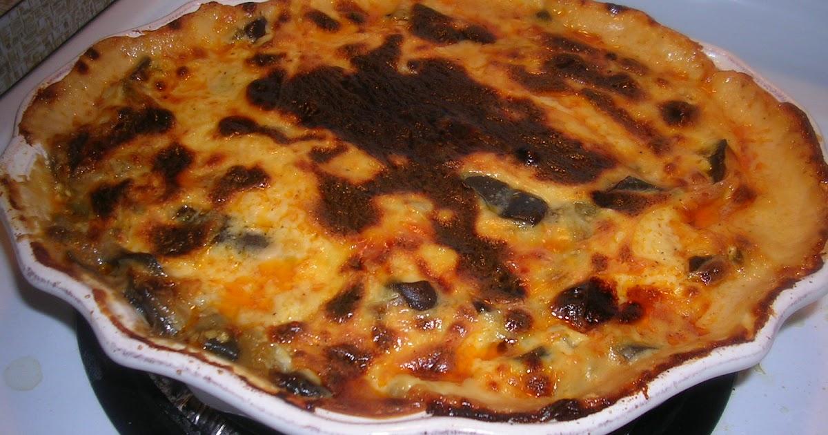 C hier de recettes des pigeons voyageurs moussaka d - Cuisine legere et rapide ...