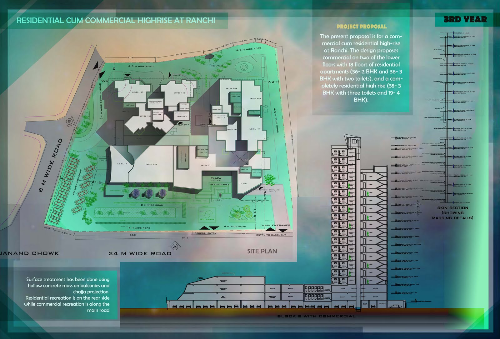 architectural design thesis project