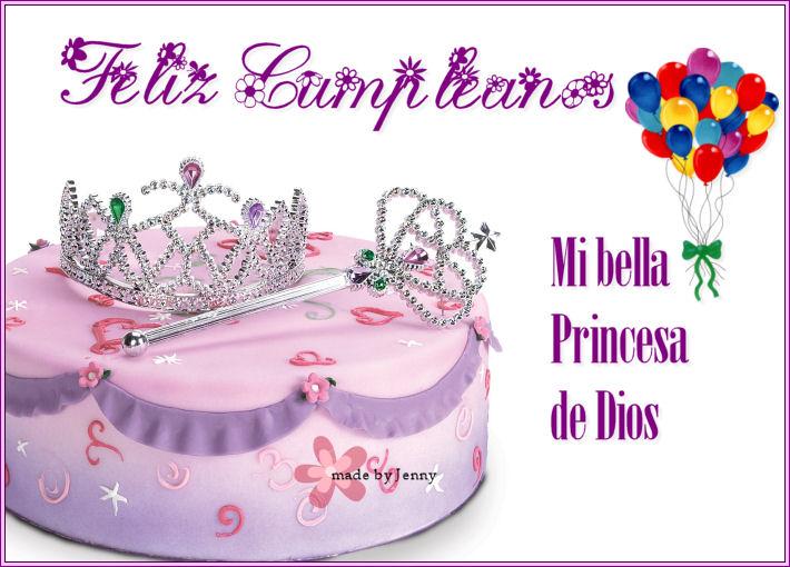 Imagenes • Bendiciones princesa