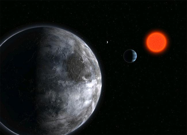 Une exoplanète « habitable »?