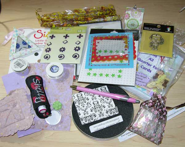 Ideas For Marriage Retreat Gift Bags : SALE time, retreat goodie bags and more sketch and idea organization ...