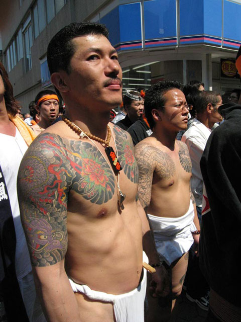 The History of Yakuza Tattoos