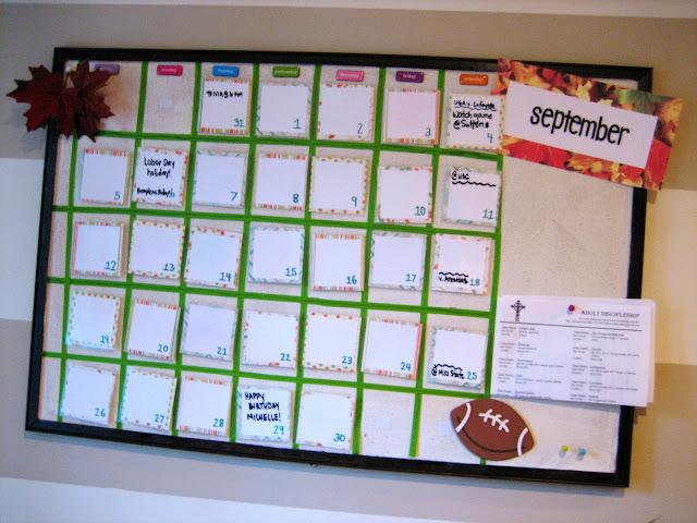 Diy Calendar Board : Ten june diy linen memo board fabric pockets