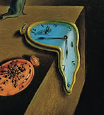Dali&#39;s melting clock