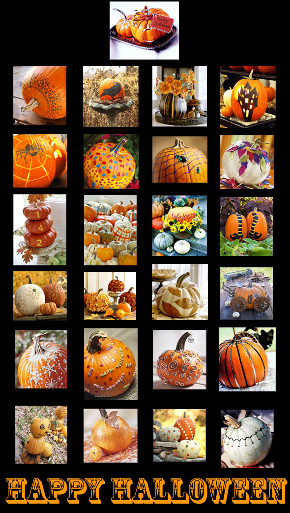Pumpkin Carve Designs