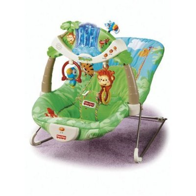 fisher price monkey bouncer instructions