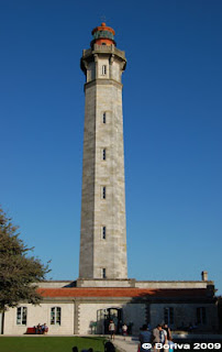 lighthouse on Re Island