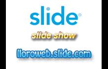 SlideShow lloroweb