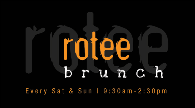 Rotee Brunch Has Moved