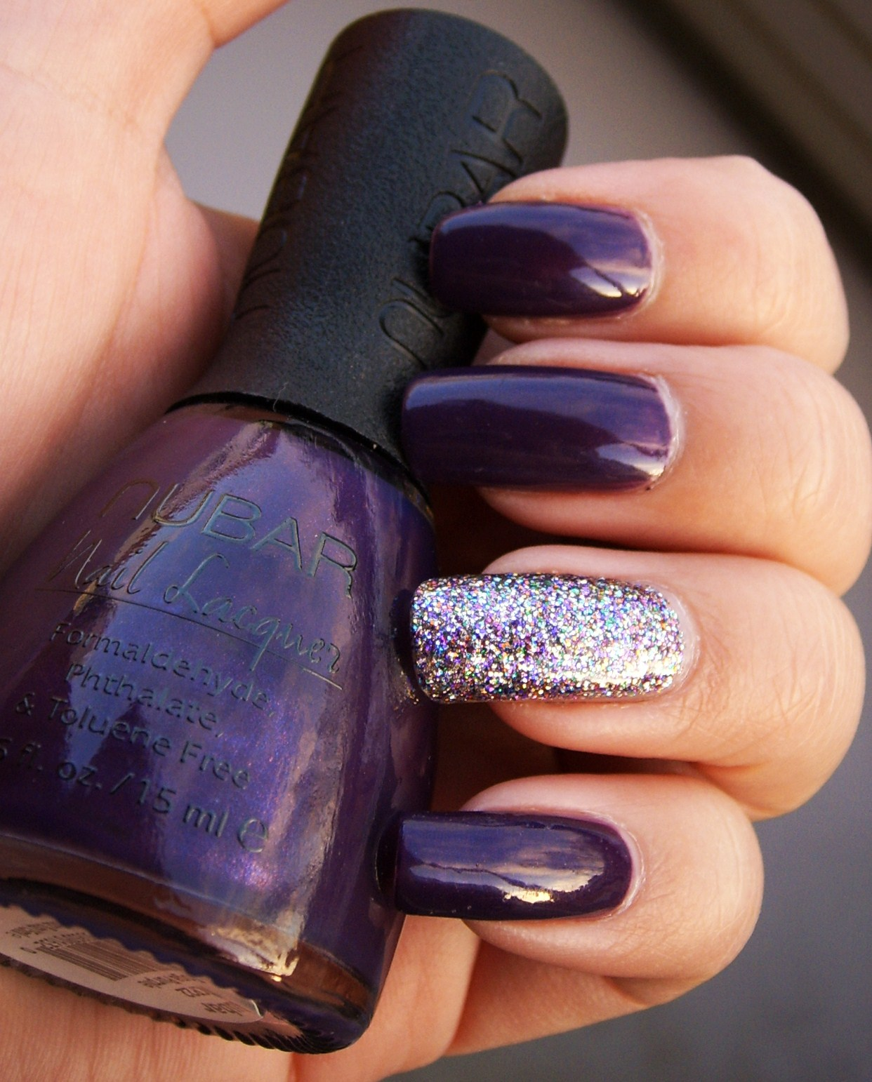 Nail Polish Different Colors: Fenice: Back To School: One Nail Different Is A Must For 2011