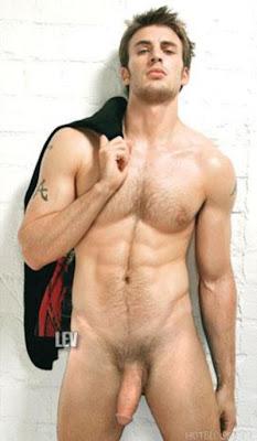 Scott Evans Nude Selfies