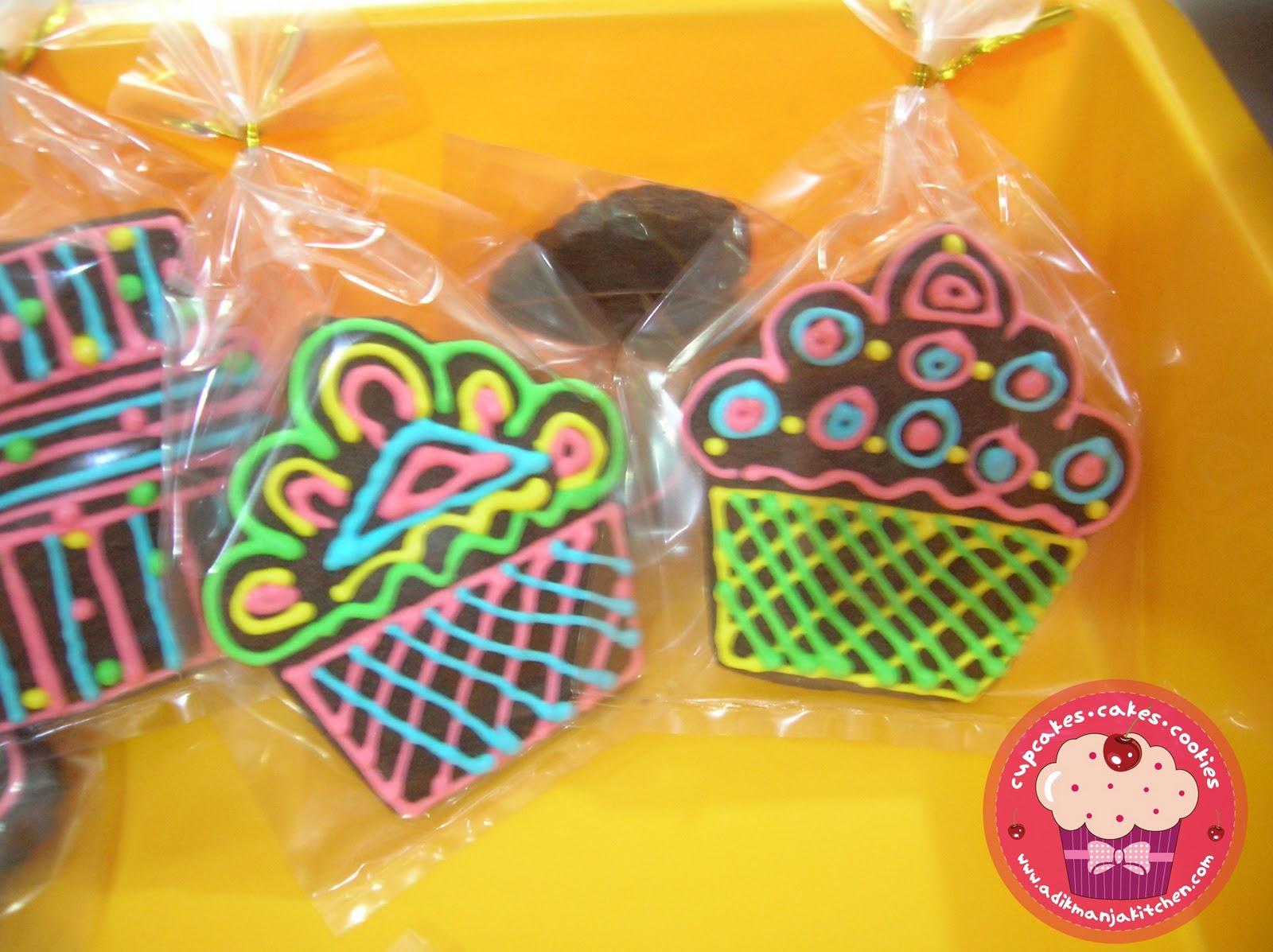 Resepi Membuat Fancy Cookies.html | The Temple Pub