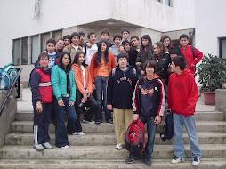 Fotos de estudiantes