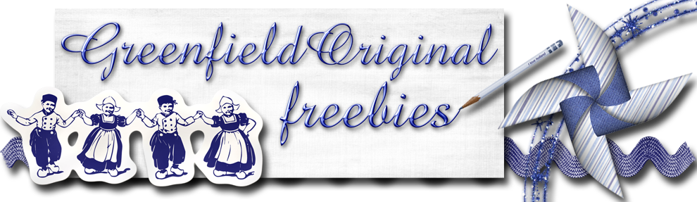 GreenfieldOriginal - Freebies