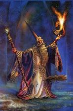 El Mago; el Alquimista!