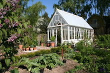 Tyra&#39;s Greenhouse and Kitchen Garden