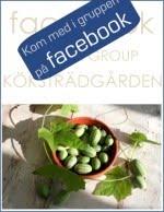 KÖKSTRÄDGÅRDEN - facebook