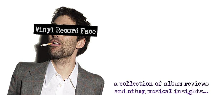 Vinyl Record Face