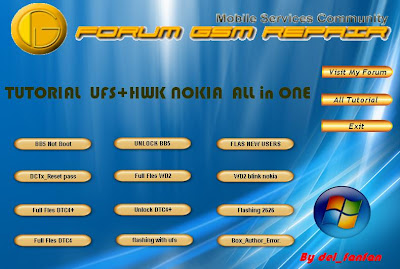 Video Tutorial UFS+HWK Nokia All in ONE exe 59905untitled