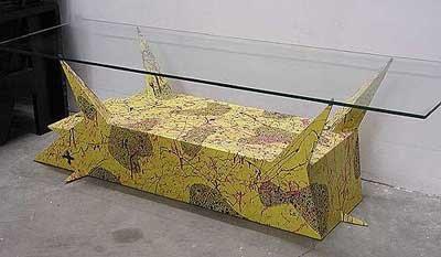 funny furnitures curious24 - �ok �lgin� Masa Sehpa Tasar�mlar�
