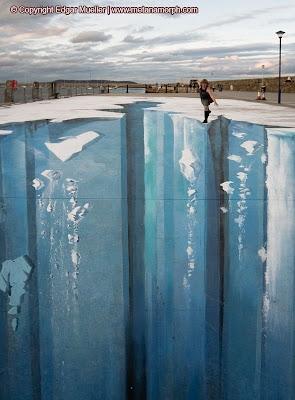 3D street art3
