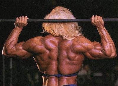 body builder pics