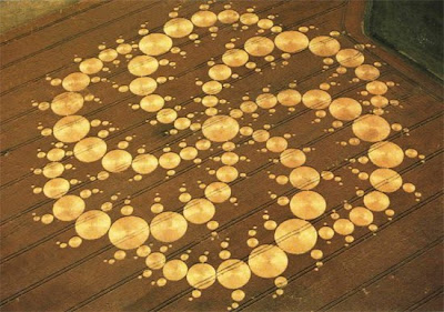 crop circle pictures
