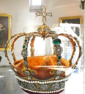 Royal Crowns and Tiaras